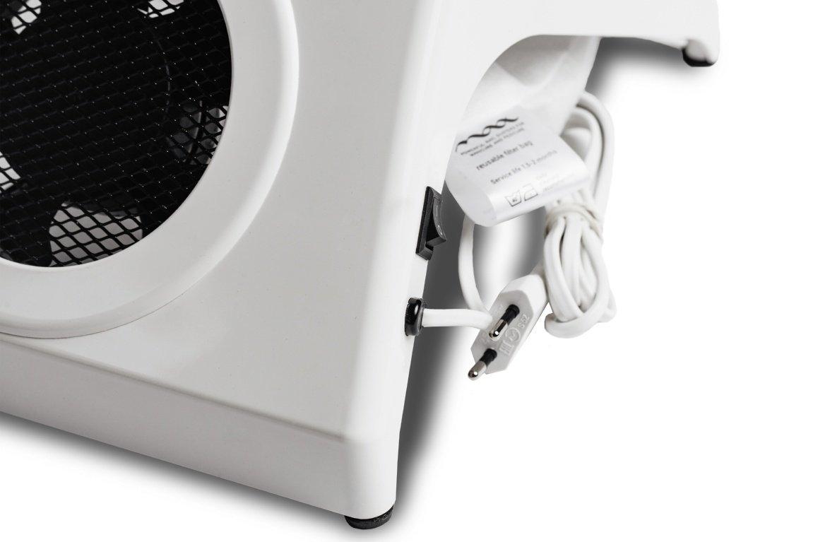 Max Storm 4 мощный настольный пылесос 32 Вт, без подушки (фото 7)
