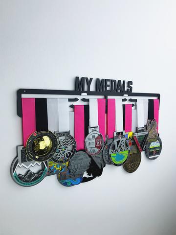 Медальница  My medals (черный)