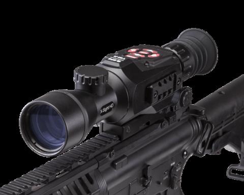 Цифровой охотничий прицел ночного видения ATN X-Sight II HD 3-14Х50 ДЕНЬ/НОЧЬ