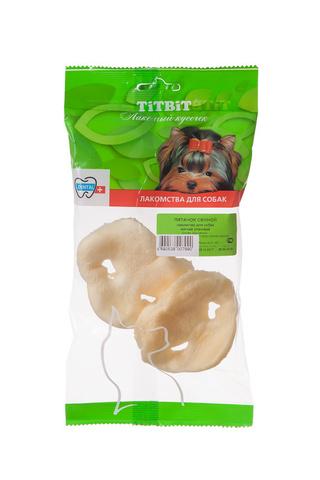 Titbit пятачок свиной - мягкая упаковка
