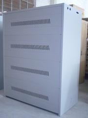 Железный шкаф для АКБ Gewald Electric C20-10 - фото 1