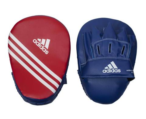 ЛАПЫ FOCUS MITT SHORT ECO ADIDAS