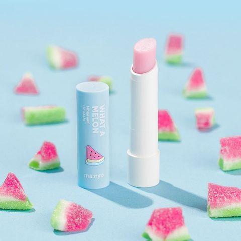 Увлажняющий бальзам для губ, 4 г / Manyo What A Melon Lip Balm