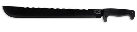 Купить Нож-топор SOG Мод. SOGFARI MACHETE 18 BLACK 97153 по доступной цене