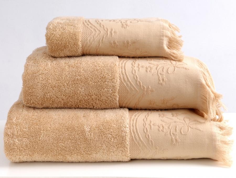 Полотенца Sense полотенце махровое / IRYA (Турция) Sense_Bej__бежевый_.jpg