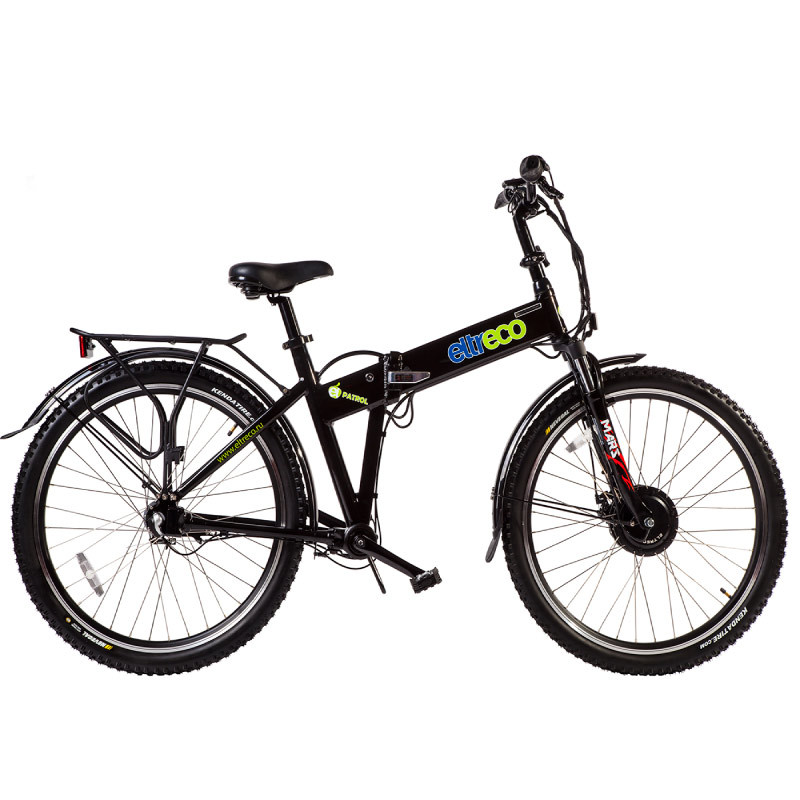 Велогибрид Eltreco PATROL КАРДАН 28 синий - Велогибриды, артикул: 780630