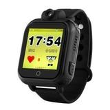 Детские часы с камерой GPS Smart Baby Watch Q100/GW1000 (Чёрный)