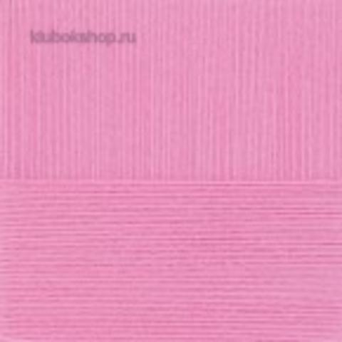 Пряжа Ласковое детство 11 Ярко-розовый Пехорка - купить в интернет-магазине Клубок Шоп