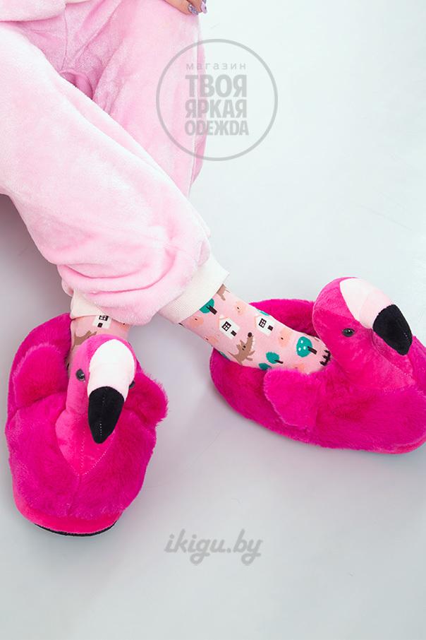 "Тапочки Тапочки ""Фламинго"" flamingo3.jpg"