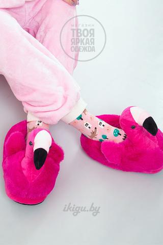 """Тапочки """"Фламинго"""""""