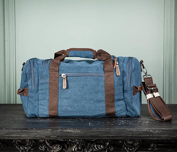 BAG502-3 Дорожная сумка для ручной клади средних размеров фото 08