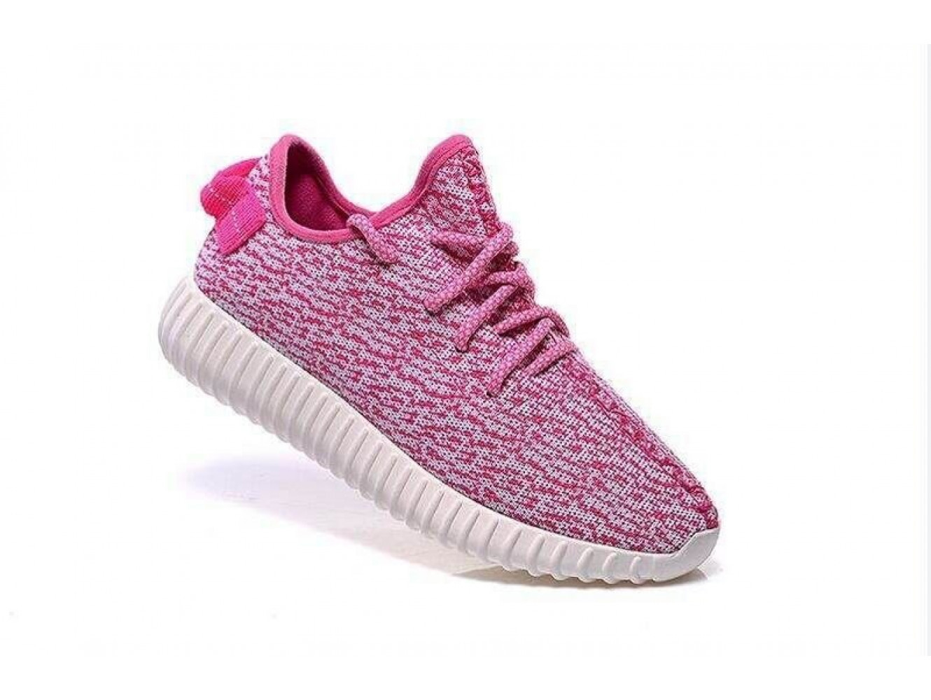 Adidas Yeezy 350 Boost By Kanye West Жен (Pink) (004)