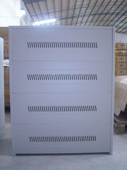 Железный шкаф для АКБ Gewald Electric C20-10 - фото 3
