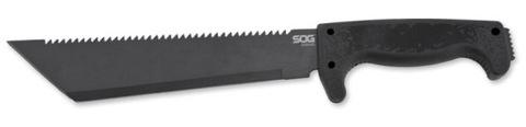 Купить Нож-топор SOG Мод. SOGFARI TANTO BLACK 97179 по доступной цене