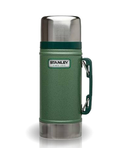 Термос для еды Stanley Legendary Classic Food Flask (0,7 литра), зеленый