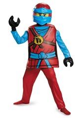 Лего Ниндзяго Ния костюм детский