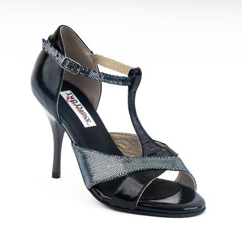 Туфли для аргентинского танго арт. ATG29bblue9