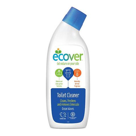ECOVER Экологическое средство для чистки сантехники Океанская свежесть, 750 мл