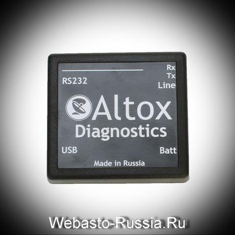 Адаптер диагностический Altox WE
