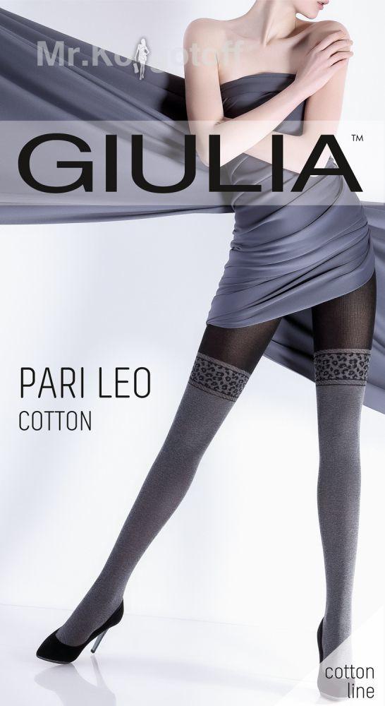 Колготки Giulia Pari Leo Cotton