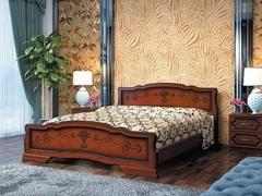 Кровать из массива Карина-6 (1200)