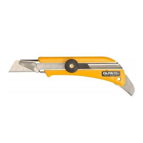 Нож OLFA с выдвижным лезвием для ковровых покрытий, 18мм