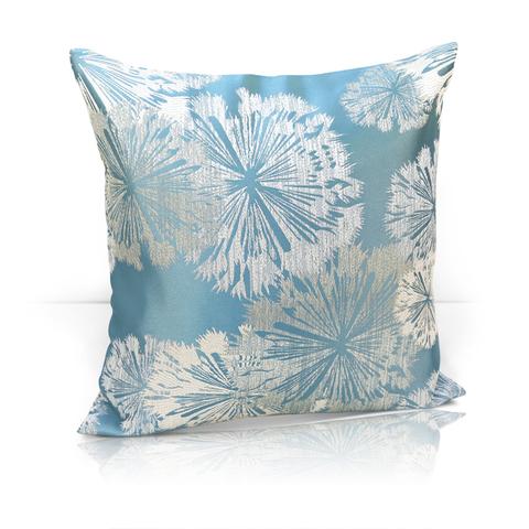Подушка Салют голубой
