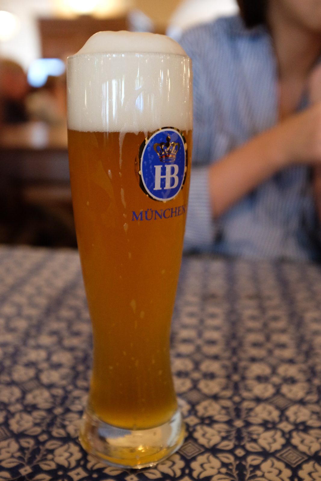 Пиво Benediktiner Weissbier - Пивная бутылка.