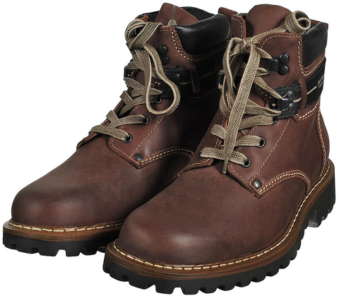 21925-LA66 340 ботинки мужские JS