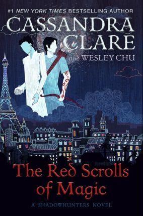Kitab The Red Scrolls of Magic   Cassandra Clare