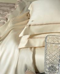 Постельное белье семейное Cesare Paciotti Catena серое