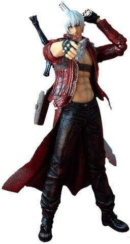 Фигурка Девил Май Край 3 Данте — Devil May Cry 3 Dante Play Arts