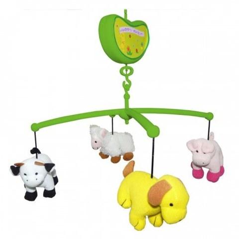 Мобиль Biba Toys Счастливая ферма BM354J