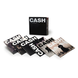 Johnny Cash / American Recordings I - VI (7LP)