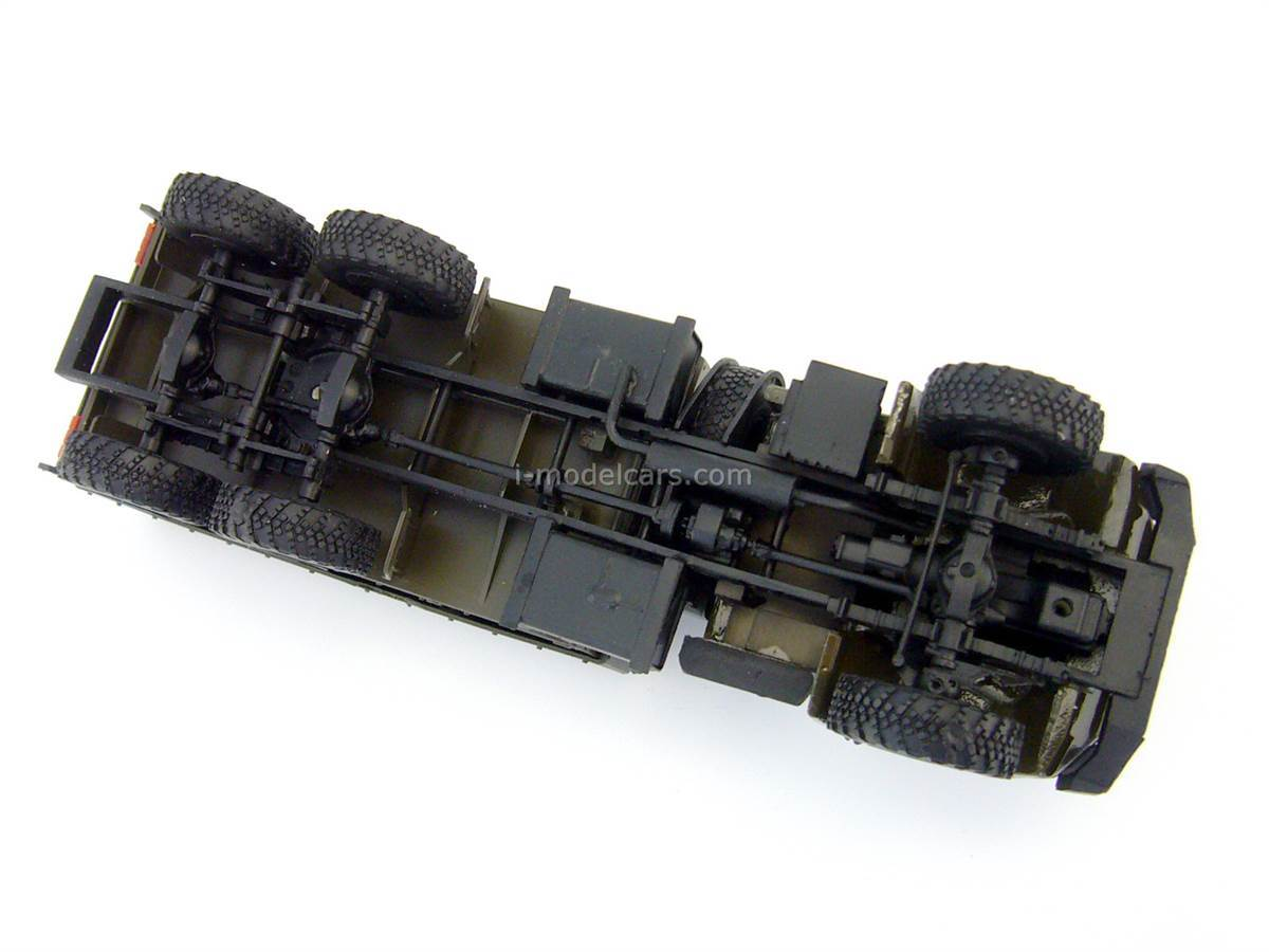Ural-4320-70 Ural-M Tactical multi-purpose truck handmade 1:43