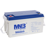 Аккумулятор для ИБП MNB MNG 65-12 (12V 65Ah / 12В 65Ач) - фотография