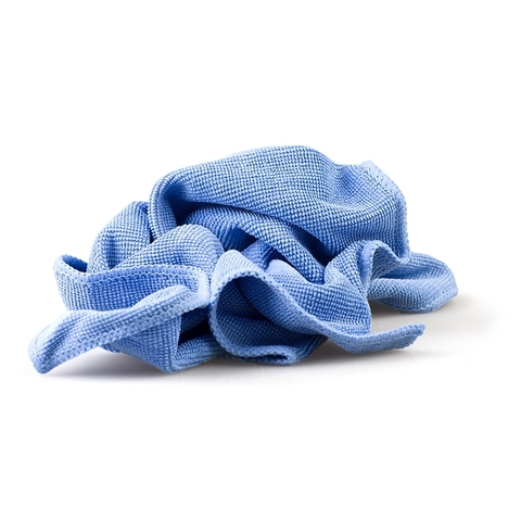 RoxelPro Многоразовая полиров. салфетка ULTRASHINE из микрофибры 32х36см,синяя