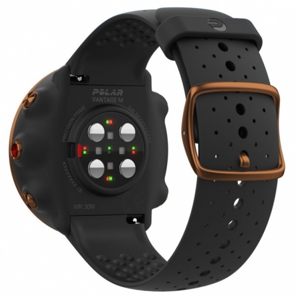 Polar Vantage M Black Copper HR H10 (M/L)