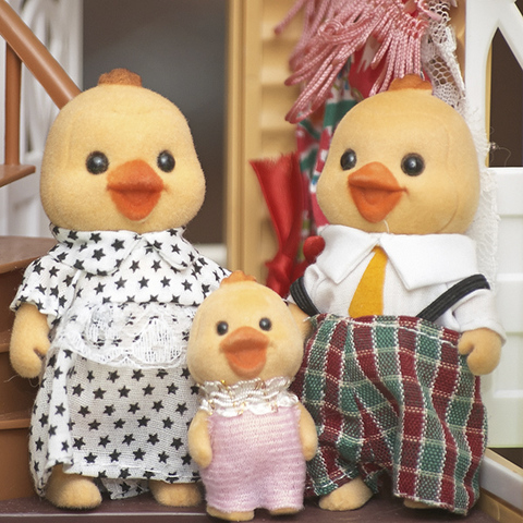 Семейка уточек Happy family 012-04D