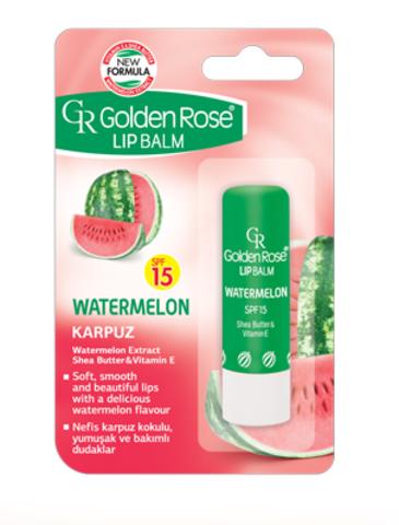 GR Бальзам для губ Lipbalm WATERMELON SPF15