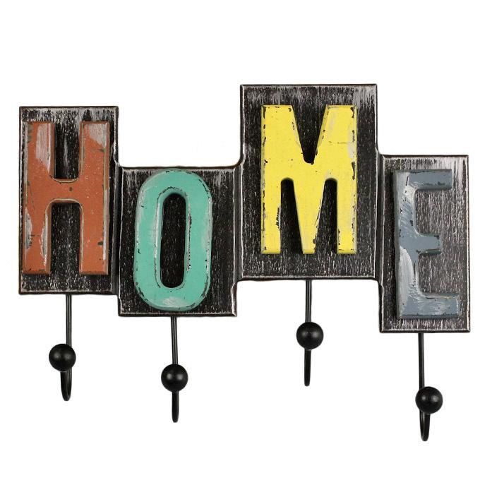 Вешалка « HOME» 30x3x25 см