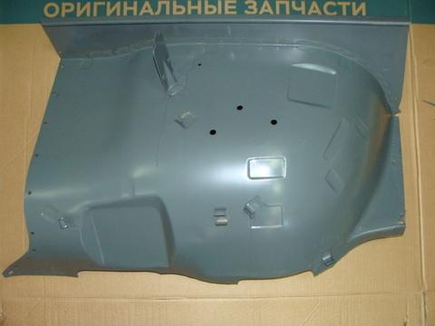 Брызговик (кожух передний) в сборе левый УАЗ-469 и мод.