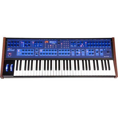 Dave Smith Instruments Poly Evolver PE Keyboard аналоговый синтезатор