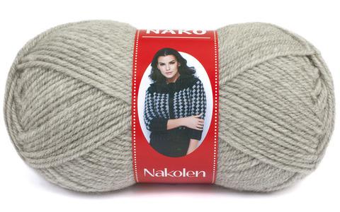 Купить Пряжа Nako Nakolen Код цвета 195 | Интернет-магазин пряжи «Пряха»