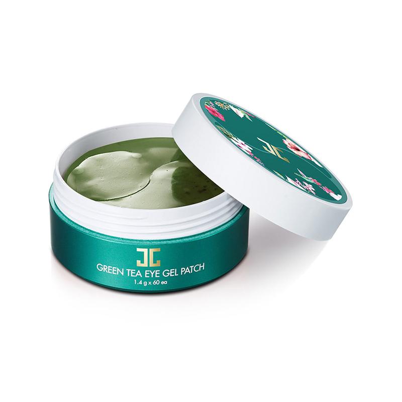 Купить Патчи для век с зелёным чаем Green Tea Eye Gel Patch