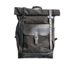 Back Pack Roll / Черно-коричневый