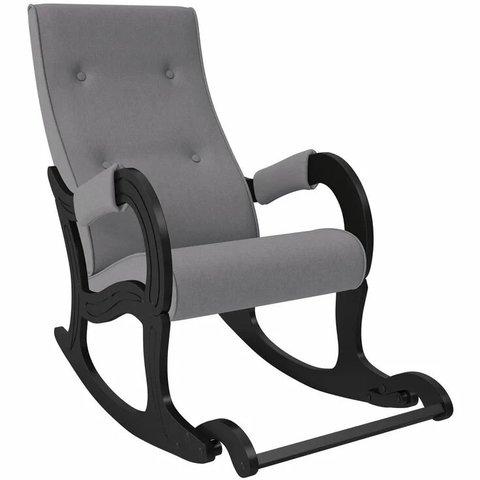 Кресло-качалка Комфорт Модель 707 венге/Montana 804, 013.707