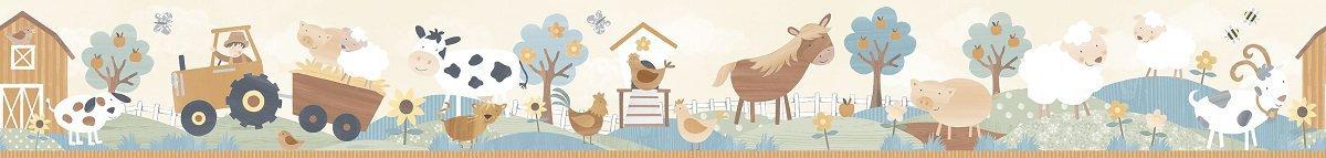 Бордюр Aura Sweet Dreams G90118, интернет магазин Волео