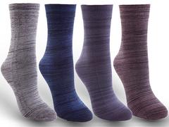 NO9021 носки унисекс (10шт), цветные
