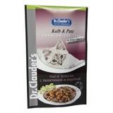 Dr.Clauder`s Консервы для кошек Телятина и Индейка (кусочки в соусе) 1х100 г.(пауч)